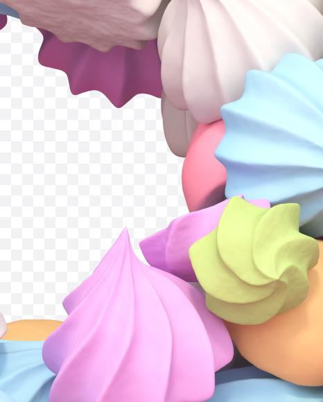 P meringue