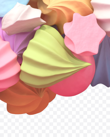 3 meringue