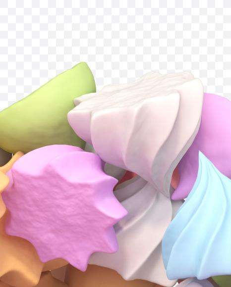 R meringue