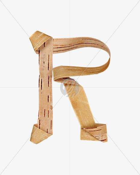R uppercase