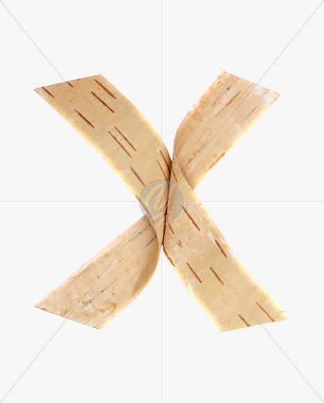 x lowercase