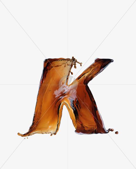 K uppercase