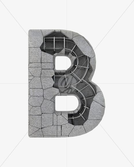 B concrete