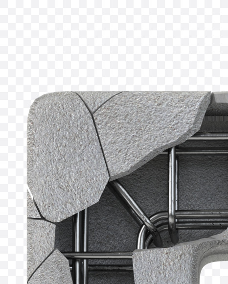 F concrete