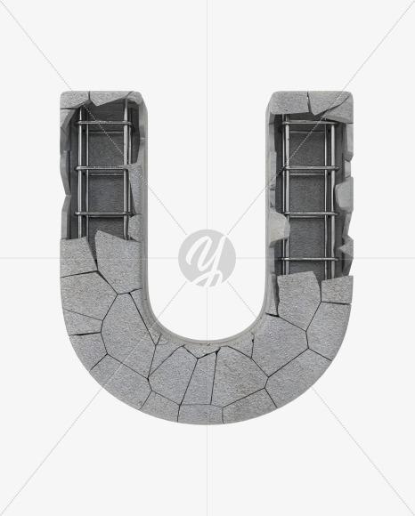 U concrete