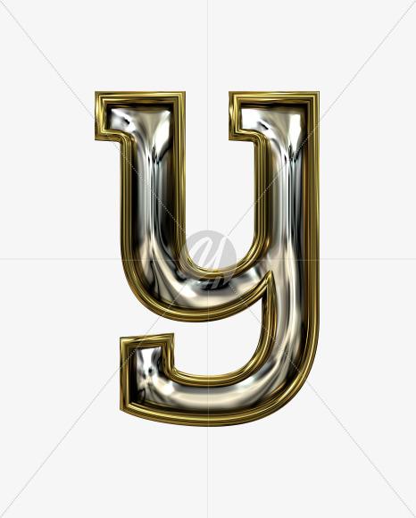 y lowercase