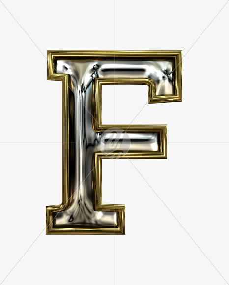 F uppercase