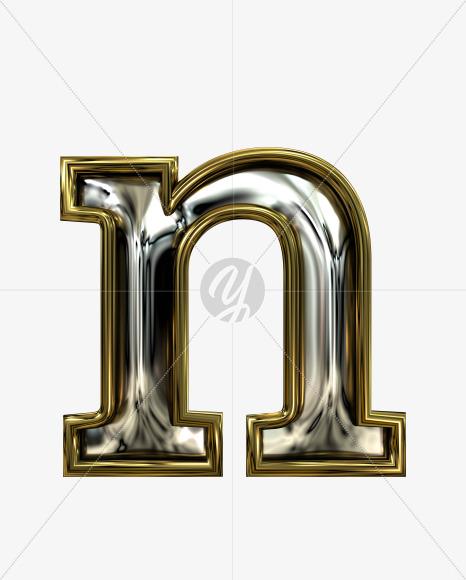 n lowercase