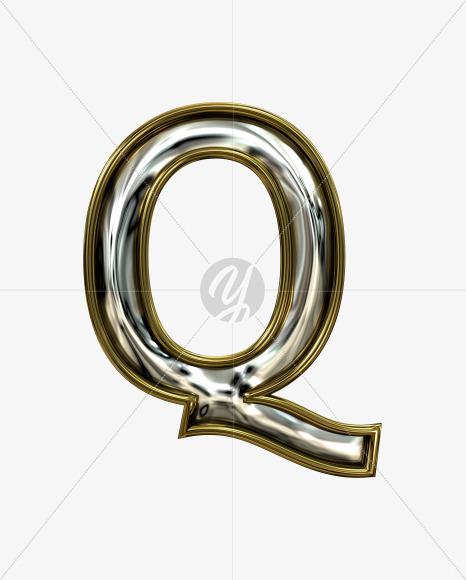 Q uppercase