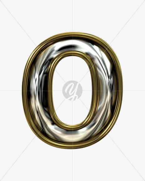 o lowercase