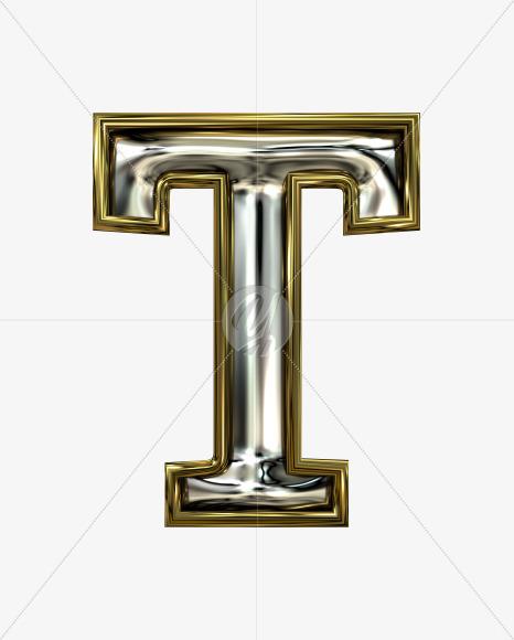 T uppercase
