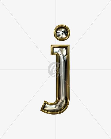 j lowercase