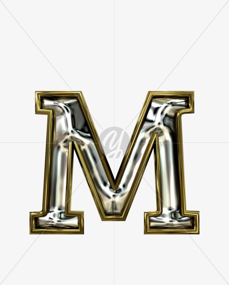 M uppercase