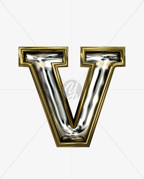 v lowercase