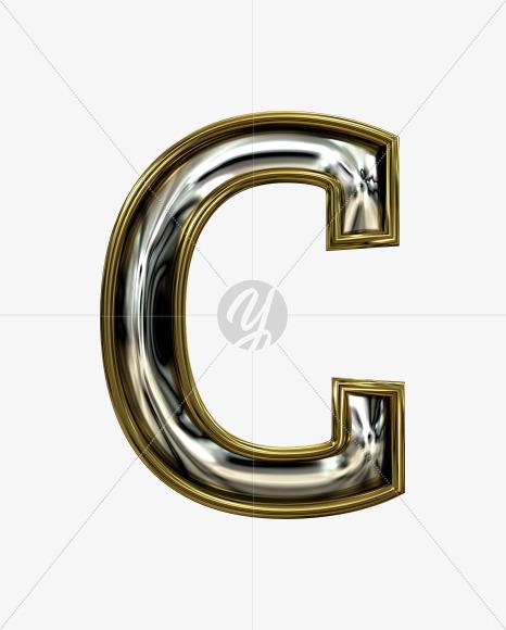C uppercase