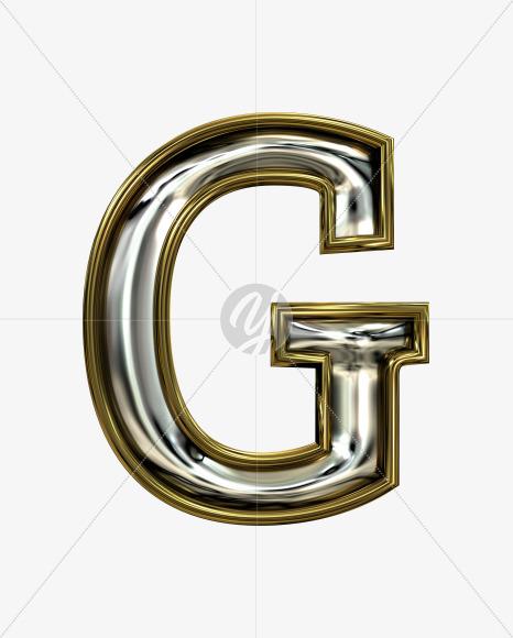 G uppercase