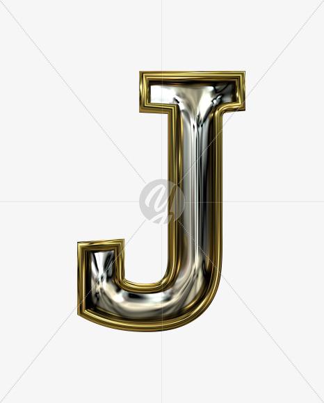 J uppercase