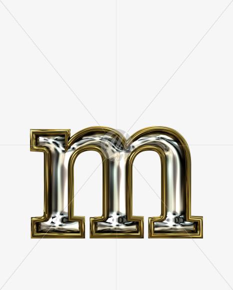 m lowercase
