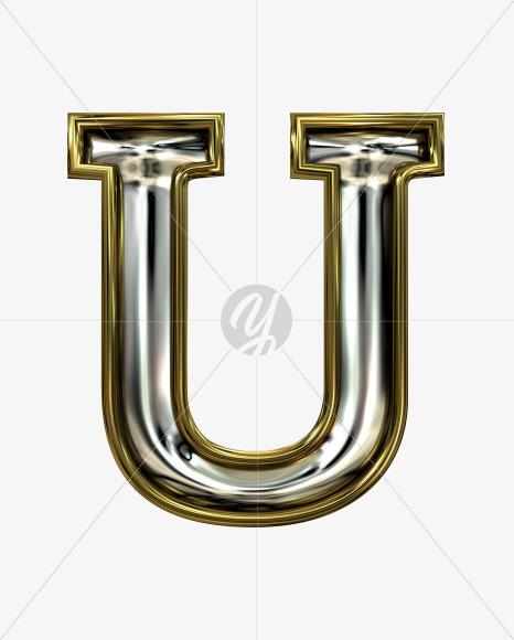 U uppercase