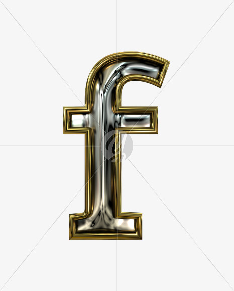 f lowercase