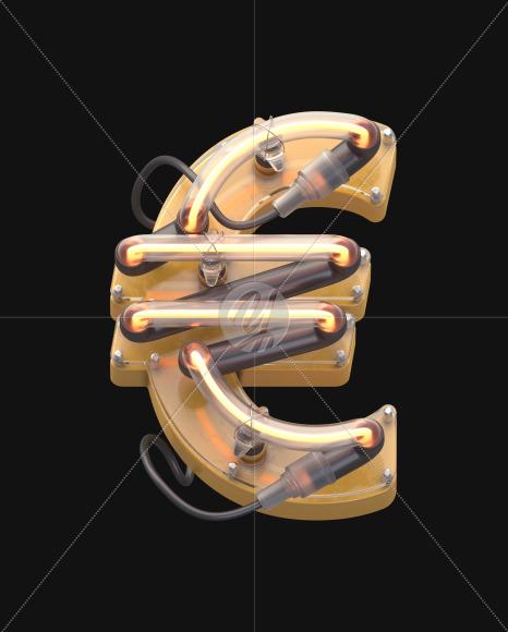 Euro yellow