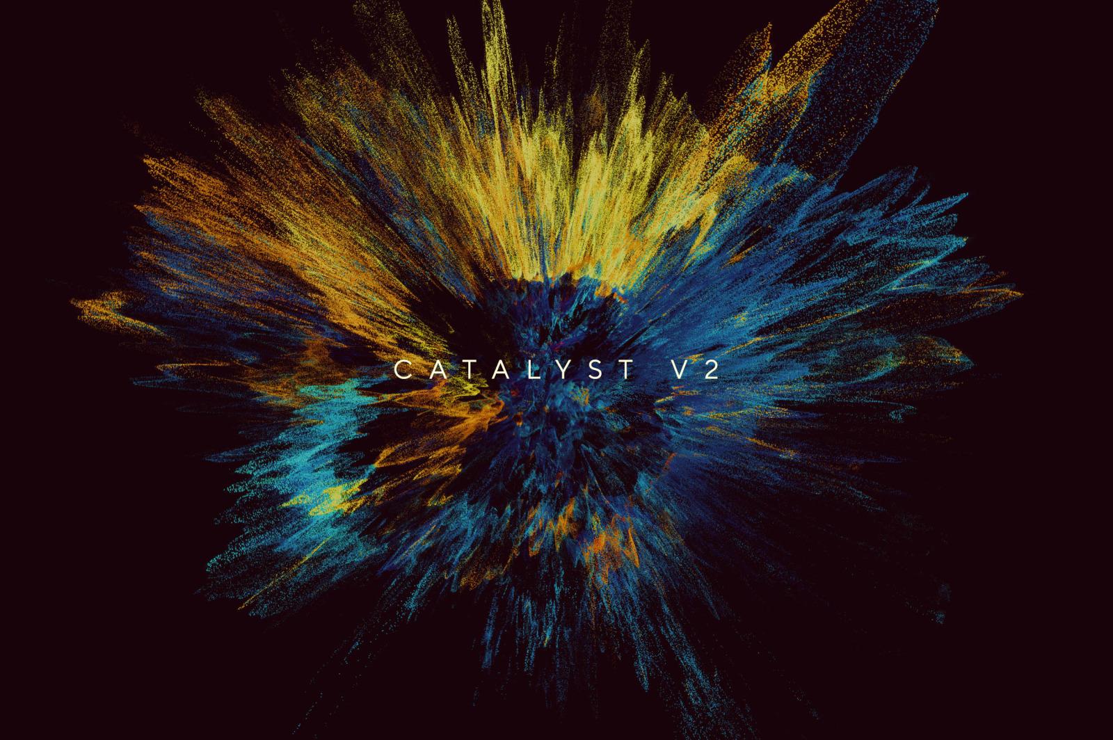 Catalyst v2: Explosive Textures