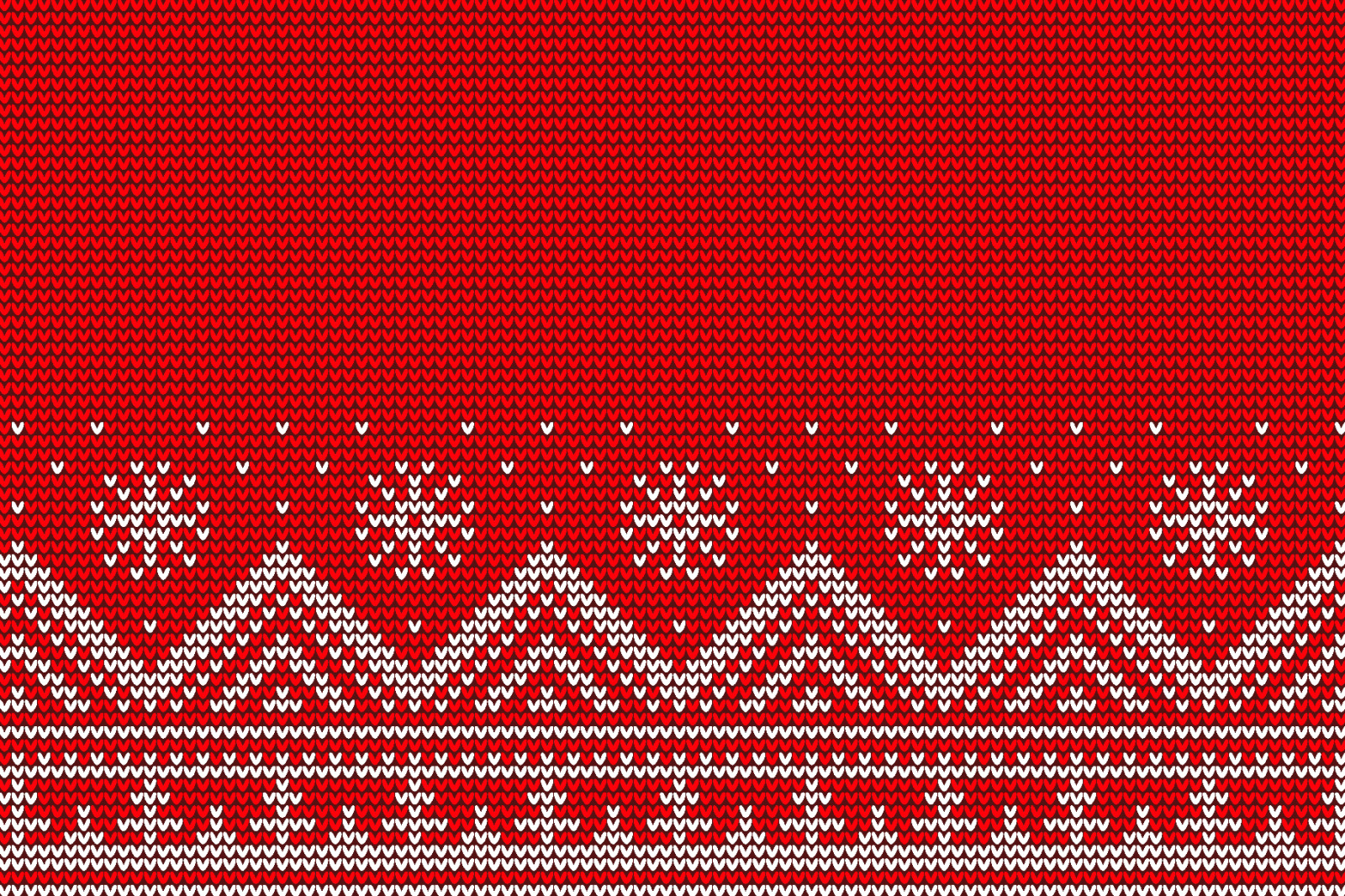 Christmas Knitted Ornament