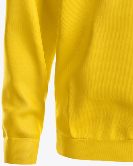 Sweatshirt Mockup - Front View
