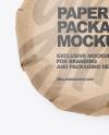 Kraft Paper Packaging Mockup