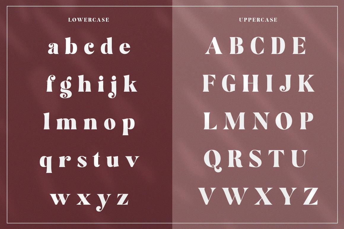 Restgold Serif