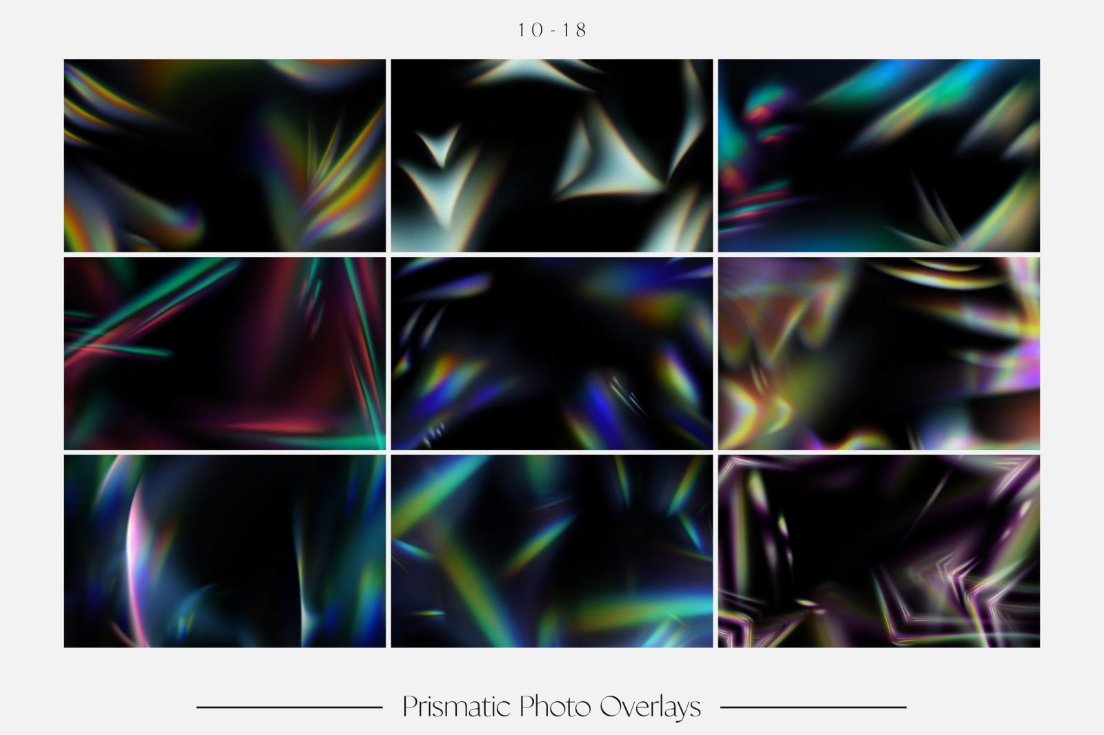 Prismatic Photo Overlays