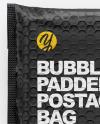 Plastic Postage Bag Mockup