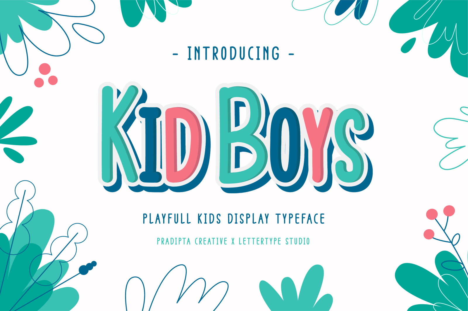 Kid Boys - Playful Display