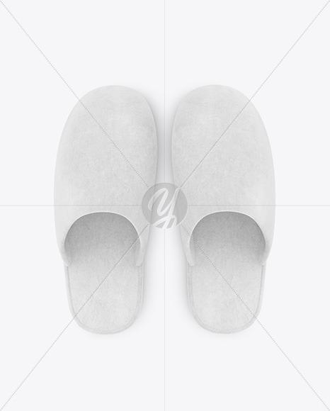 Slippers Mockup