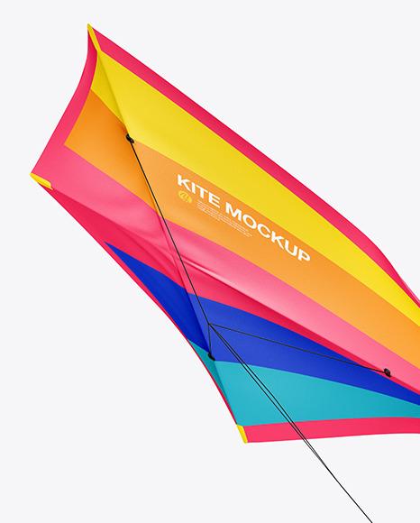 Kite Mockup
