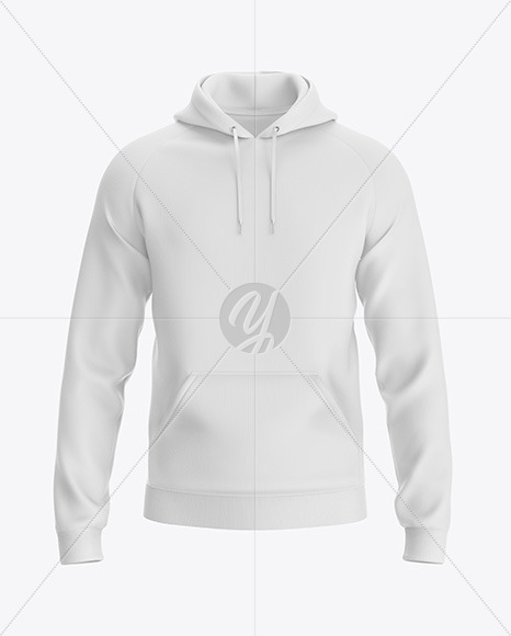 Download Hoodie Mockup Front View In Apparel Mockups On Yellow Images Object Mockups