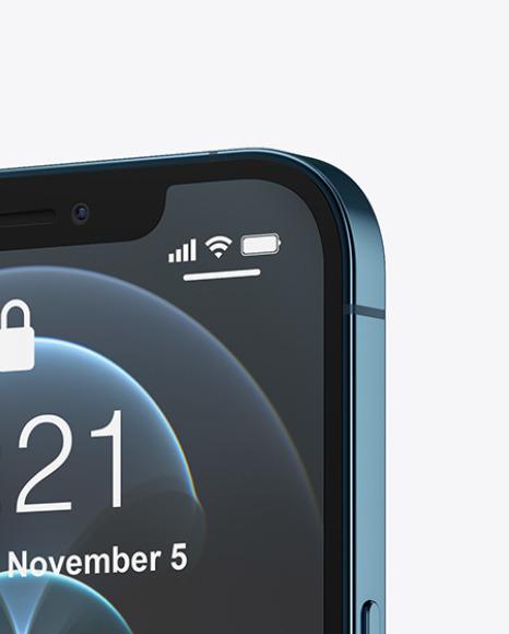 Apple iPhone 12 Pro Max Mockup