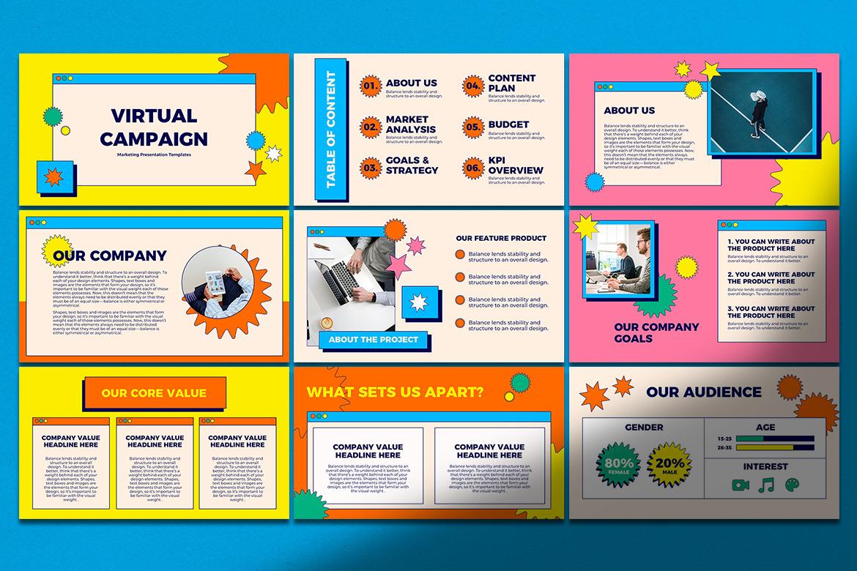 Virtual Campaign Keynote Presentation