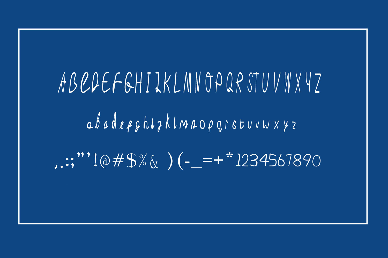 Malica Zen Font