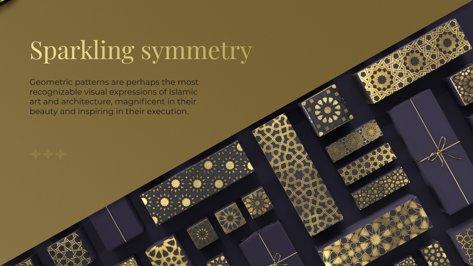 200 Islamic ornaments collection