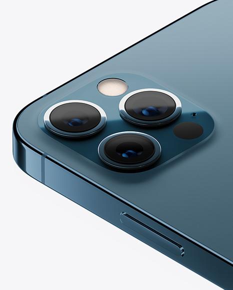iPhone 12 Pro Isometric