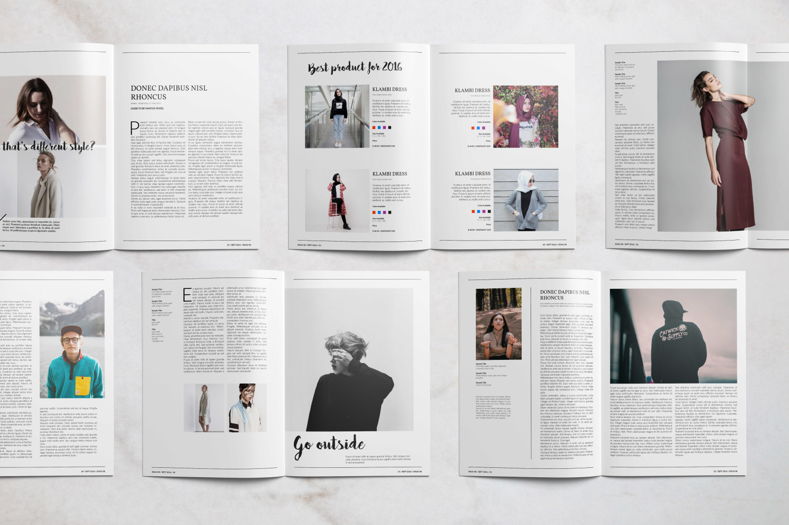 Discontent Magazine + Cover Pack