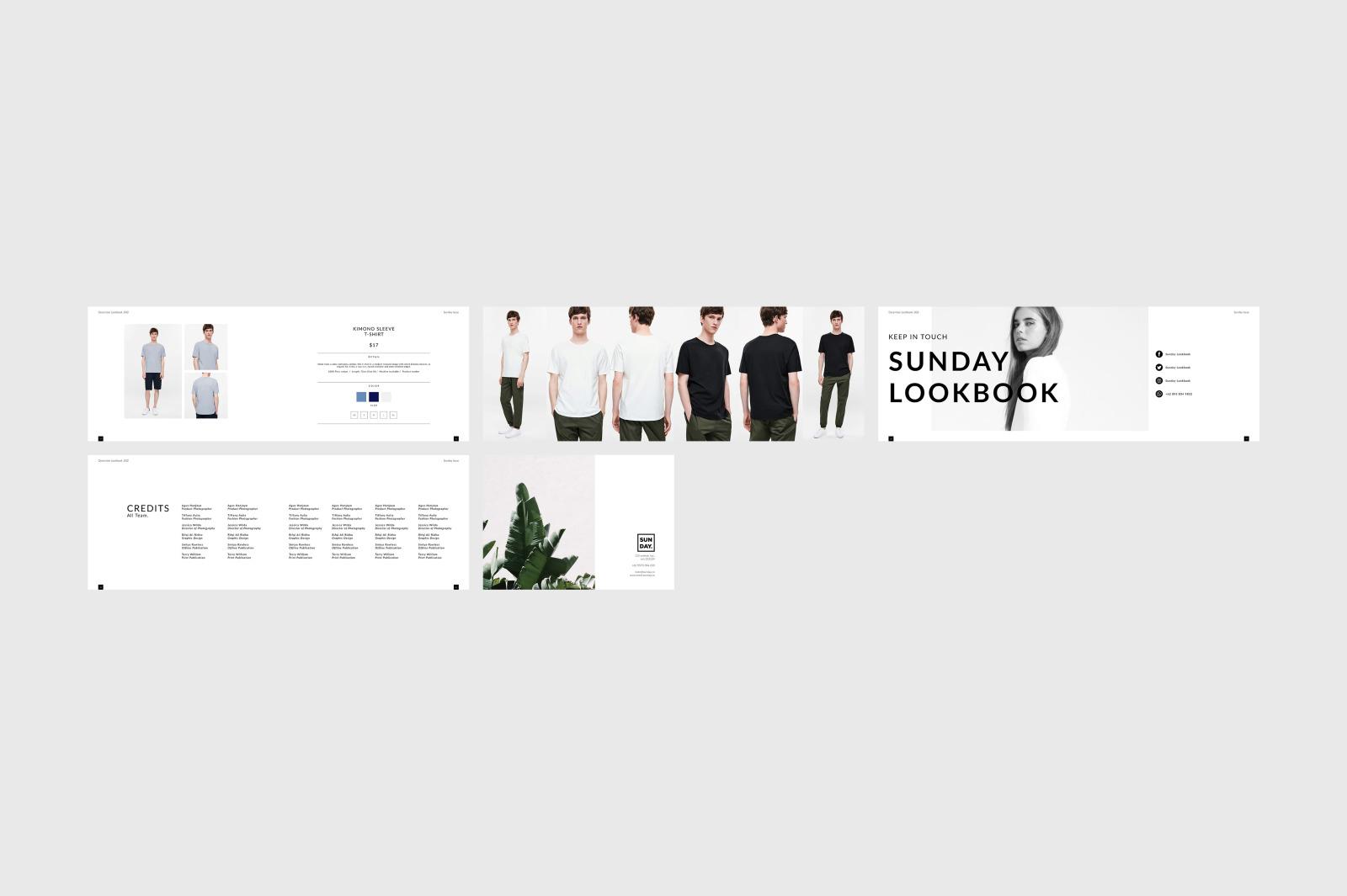 Sunday Lookbook