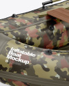 Inflatable Boat Mockup