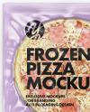 Plastic Vacuum Bag W/ Frozen Pizza Mockup