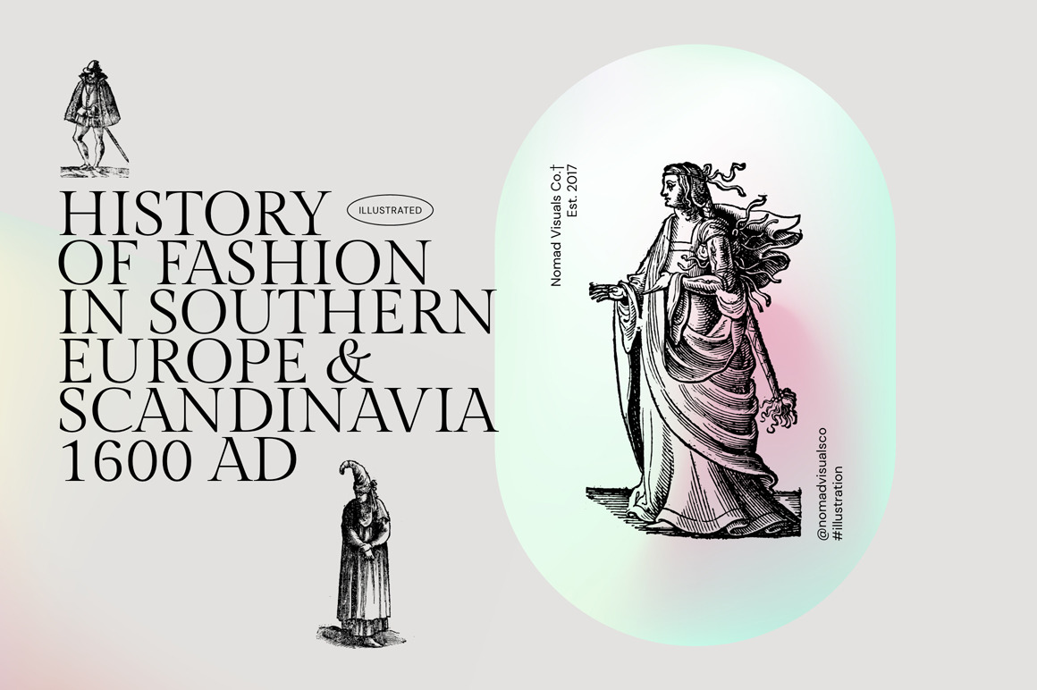 History of Fashion - Vol.2