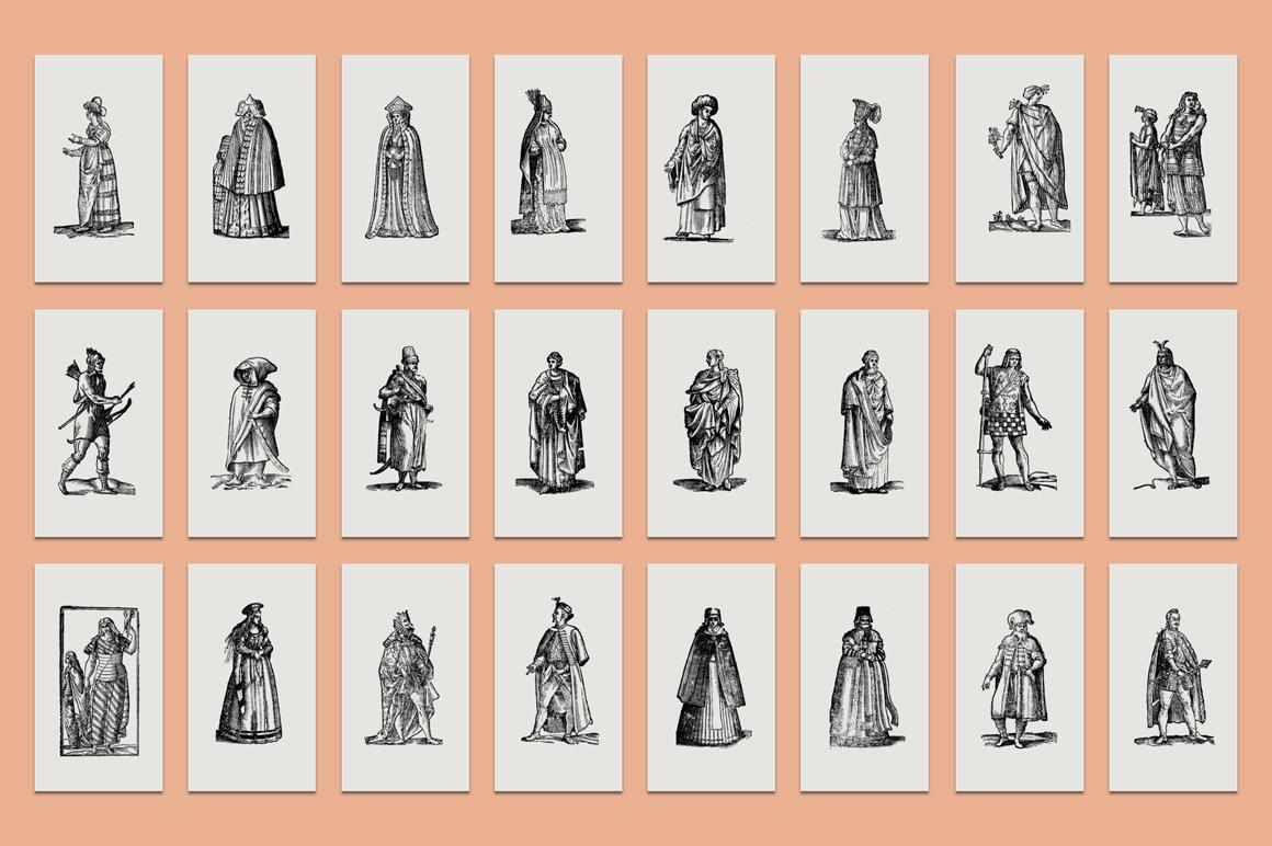 History of Fashion - Vol.3