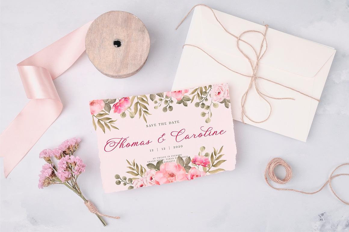 Blossom Heart - Valentine Font