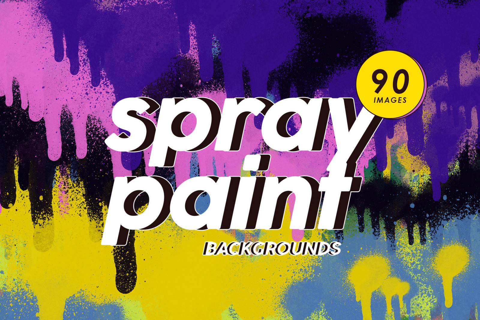 90 Spray Paint Backgrounds