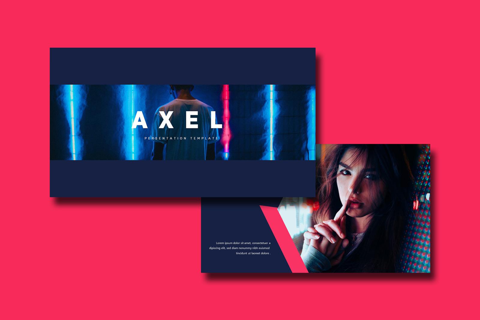 AXEL Bundle Presentation Template